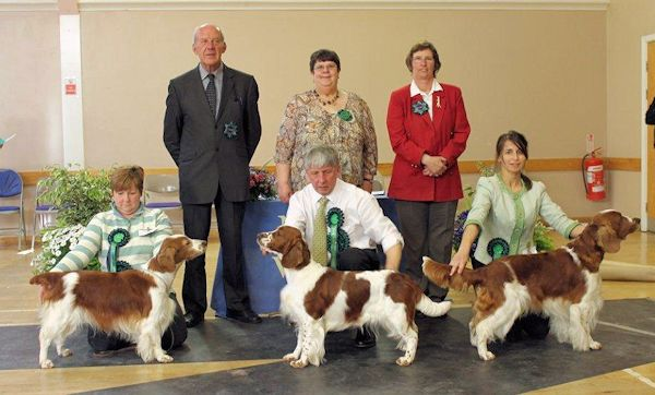 Best In Show Championship Show 2012